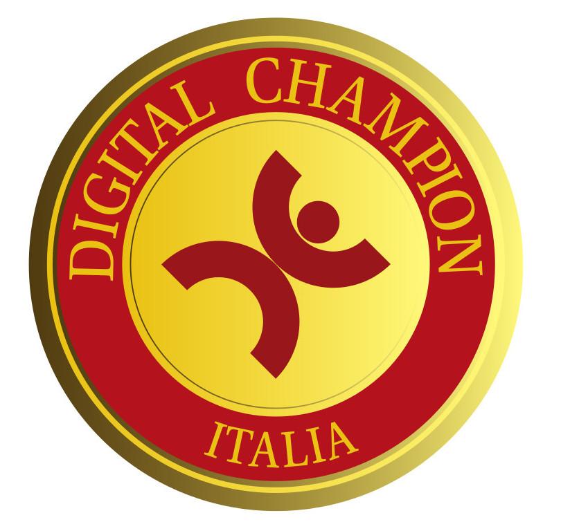 Logo DC ROSSO